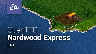 Citizens Celebrate — OpenTTD — 1 of 8