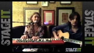 Stacie Orrico- Easy to Love You  live Stageit 2013