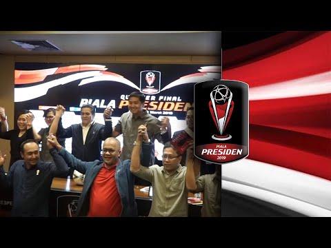DRAWING 8 BESAR PIALA PRESIDEN 2019