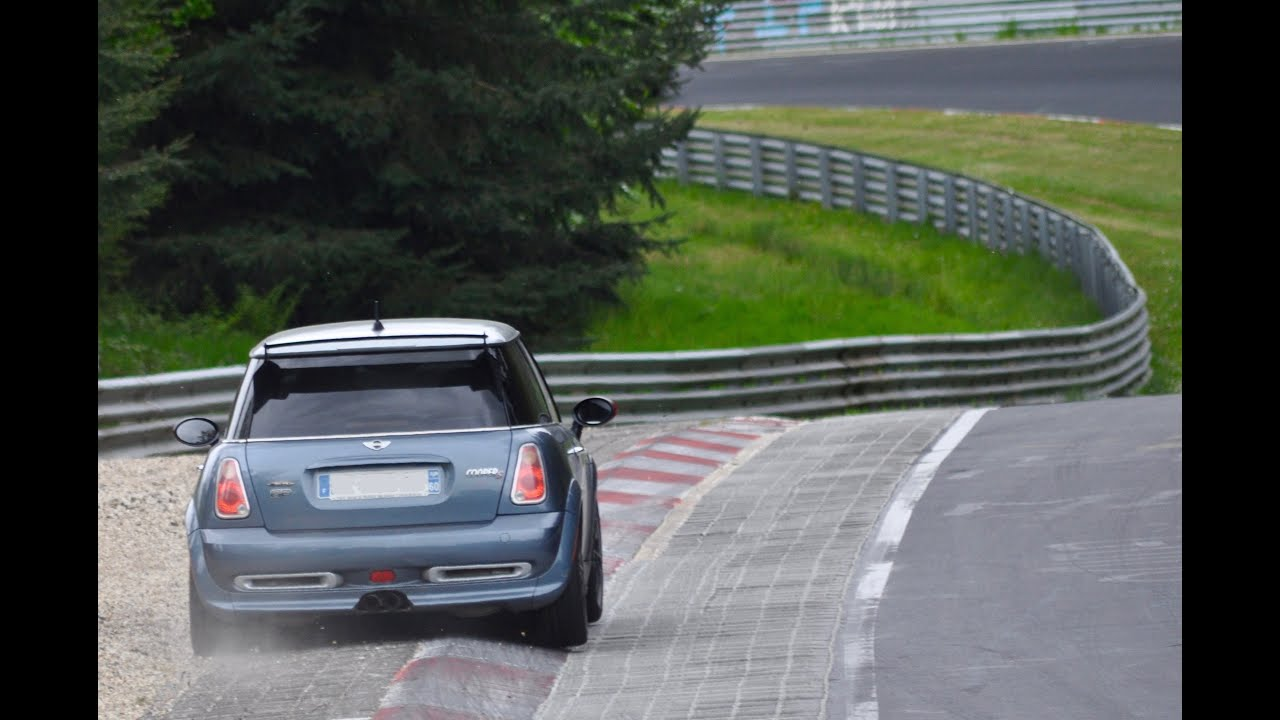 EPIC NURBURGRING POV - view in full screen -