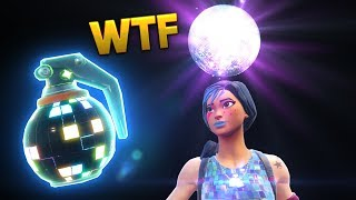 UNLIMITED Boogie Bomb DANCE BUG.. | Fortnite Funny and Best Moments Ep.4