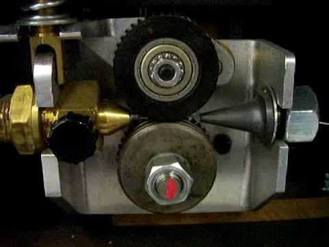 Tig Welder with CK Cold Wire Feeder - Tig Welding Made Faster ...