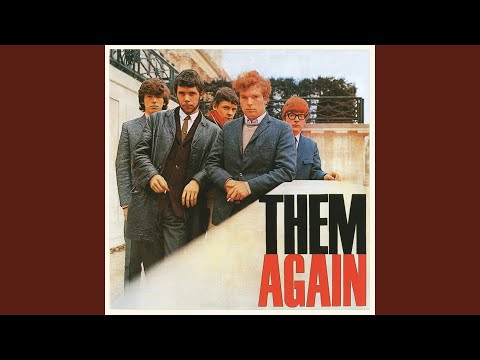 Them - Its all over now Baby Blue