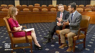 Outgoing Reps. Mark Sanford and Carlos Curbelo on the political peril of disagreeing with your party