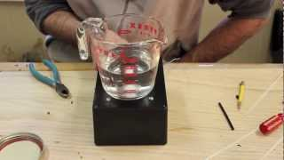 The Down To Earth Woodworker: Make Your Own Magnetic Stirrer