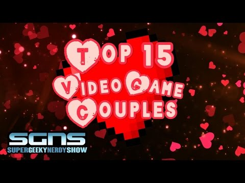 Top 15 Video Game Couples for Valentine's Day