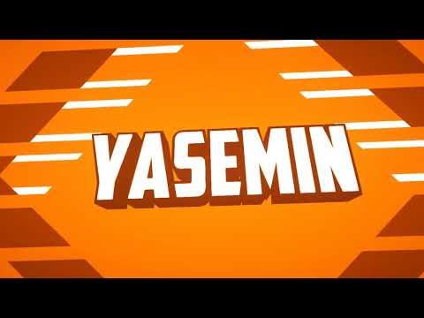 Text Animation-Bayan Efsane (Yasemin)