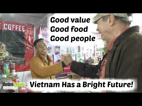 Retiree In Vietnam