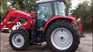 Massey Ferguson 5450 Dyna 4 c/w MF 946 loader