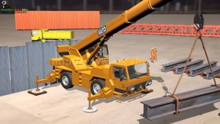 Workplace Lifting Safety Training