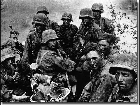 Тайны третьего рейха отряды СС Гиммлера