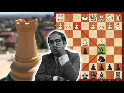 Completely Awesome!! Mikhail Tal Against A Whole Team