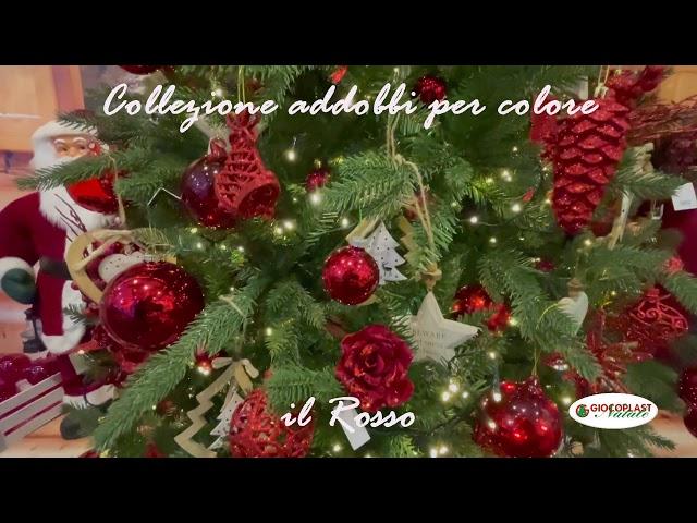 collezione Natale per colore - Rosso