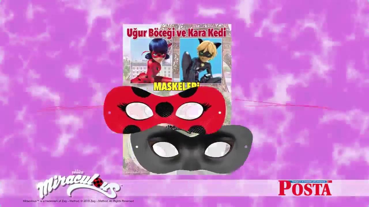 Ugur Bocegi Ve Kara Kedi Maskeleri Bugun Posta Gazetesinde 10