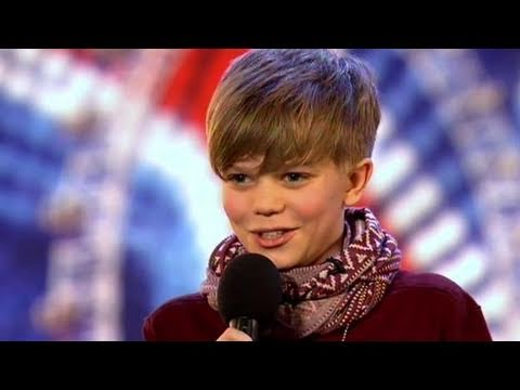 Ronan Parke - Britains Got Talent 2011 Audition - International Version