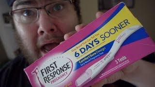I FOUND THE PREGNANCY TEST!