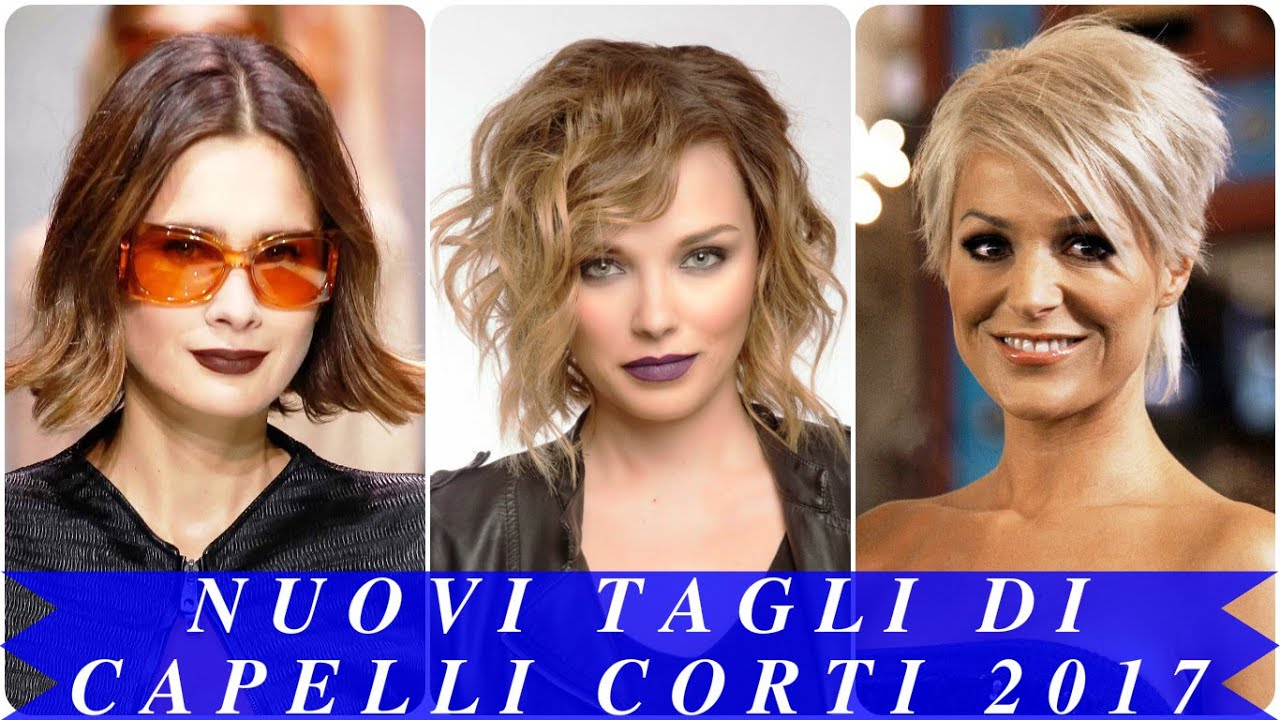 Top Nuovi tagli di capelli corti 2017 - YouTube YG38