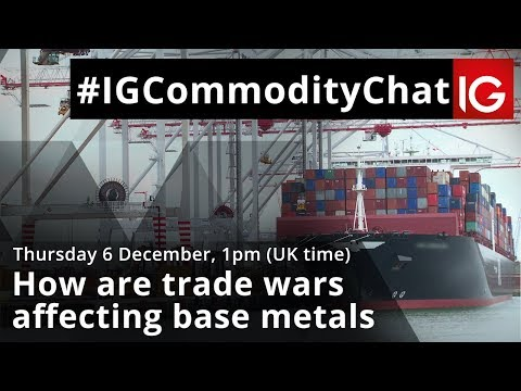 How are trade wars affecting base metals | #IGCommodityChat