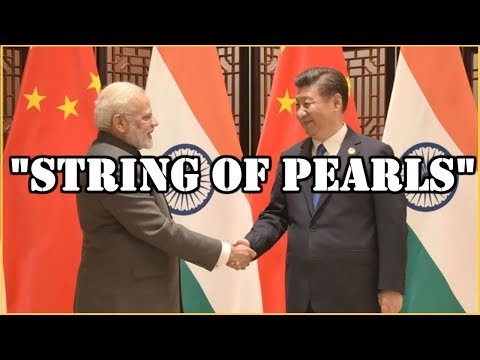 """What is the """"String of Pearls"""" Theory? 