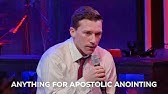 Anything for Apostolic Anointing - Chris Green