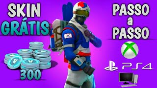 HOW TO GET FREE KOREA SKIN!!! WALKTHROUGH * Xboxone, PS4 and PC * FORTNITE BATTLE ROYALE