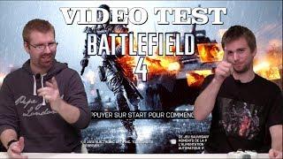 Vidéo Test -Battlefield 4 (Solo & Multi)