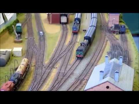 Bexhill Model Railway Club  Exhibition 2015