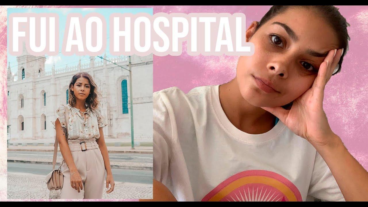 TIVE DE IR AO HOSPITAL| ALMOÇO DE ANOS|WEEKLY VLOG