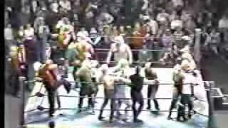 NWA Bunkhouse Stampede