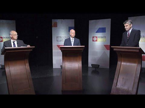 Nova Scotia PC, NDP leaders take aim at premier