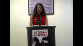 A Reading from The Accidental Anarchist