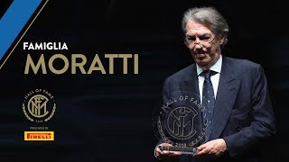 MORATTI FAMILY | Inter Hall Of Fame | Club Inter