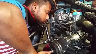 Gambar cover Apache RTR 180cc bike full service
