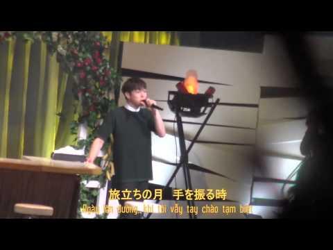 [Vietsub] [150723] Yoochun - Himawari no yakusoku/Promise of Sunflower