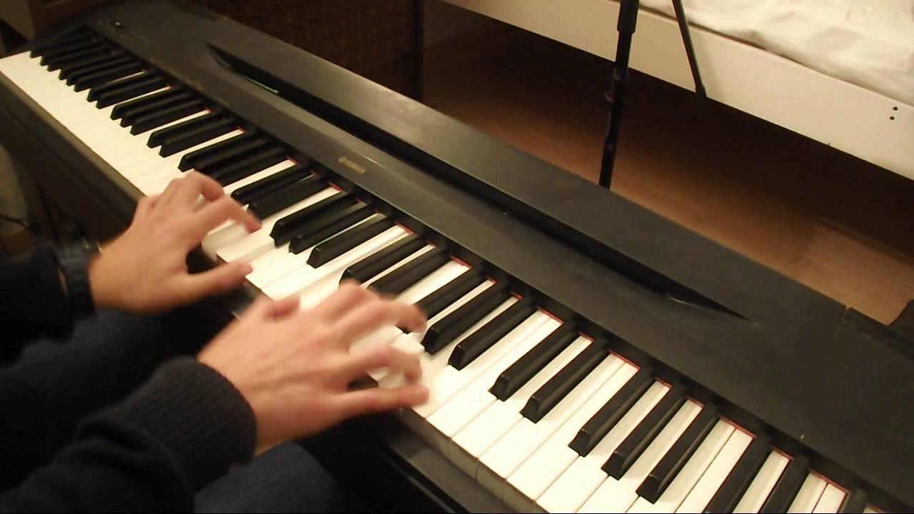 Download David Guetta - Dangerous (ft. Sam Martin) - Piano Cover