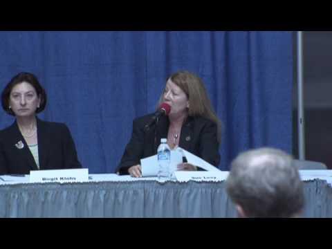 Dr. Ed Montgomery, Gov. Jennifer Granholm