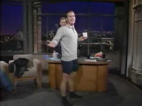 Chris O'Donnell in his underwear