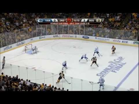 Doc Emrick Calls All the Bruins Goals From the 2011 Stanley Cup Finals