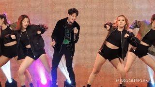 [161202] Shake That Brass | f(x) Amber @ Asian Television Awards Singapore