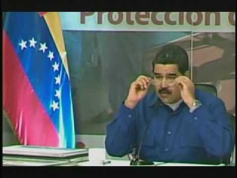 Maduro dijo que liberaría a Leopoldo López si liberaban a Óscar López Rivera