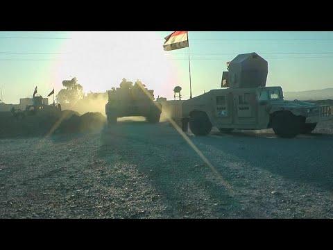 Operação iraquiana contra células do EI no centro do Iraque