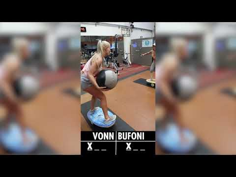 Hardest Workout Moves: Lindsey Vonn vs. Leticia Bufoni | Red Bull Gym