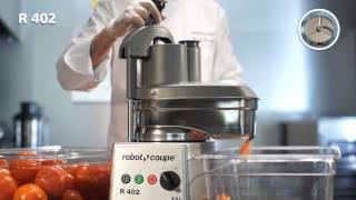 Video: Robot kombinovaný Robot Coupe R 402 400V (2433) 2 rychlosti