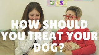 How Can You Have A Dog When You Have OCD? / Gaby & Allison