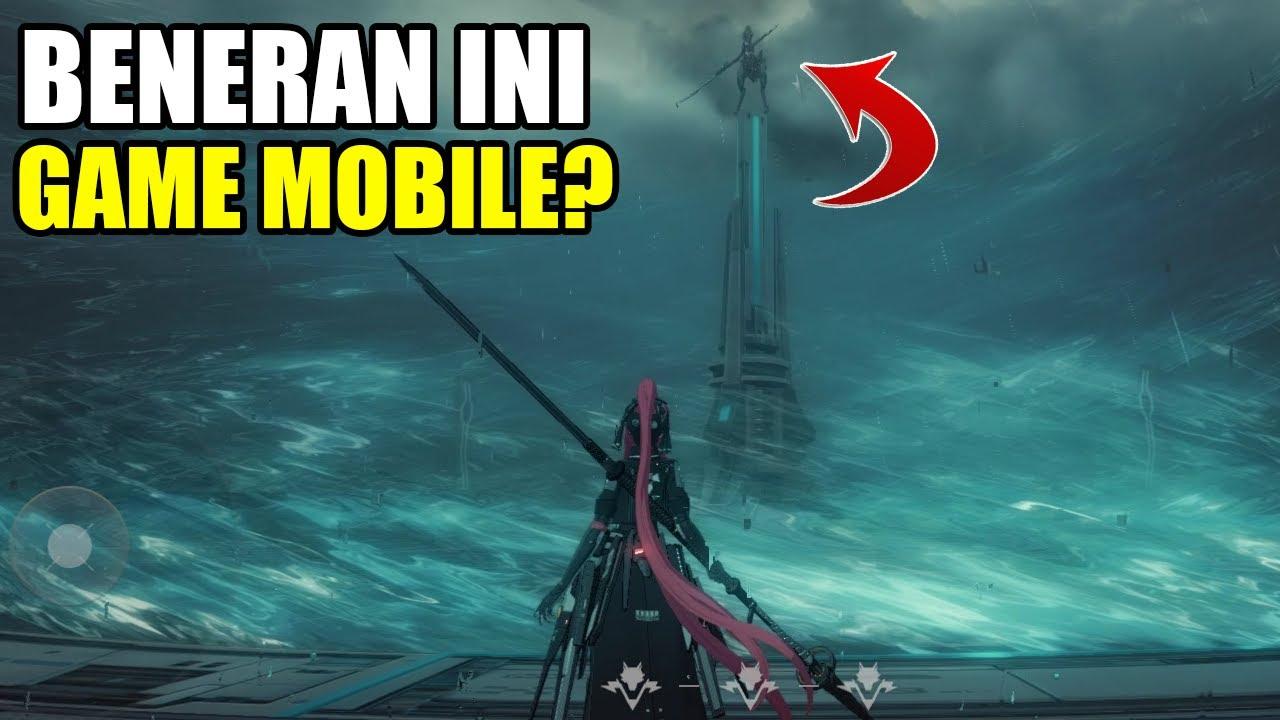 Ini Beneran Game Mobile ? GILA Keren Parah!! Vera VS Lamia | Punishing Gray Raven