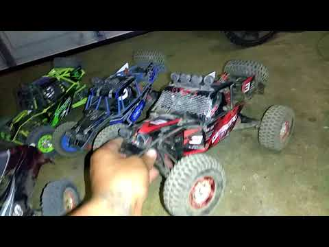 RC clean up
