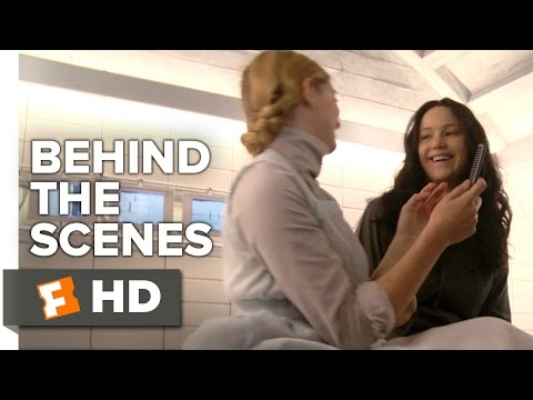 The Hunger Games: Mockingjay Part 2  Behind the s  Working Together 2015  Movie HD