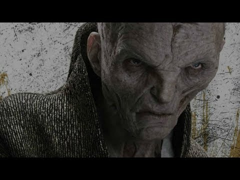 Download Youtube: Is Snoke The Most Powerful Star Wars Villain Ever?