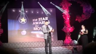 Piolo Pascual | Best Actor - Starting Over Again I Star Awards for Movies