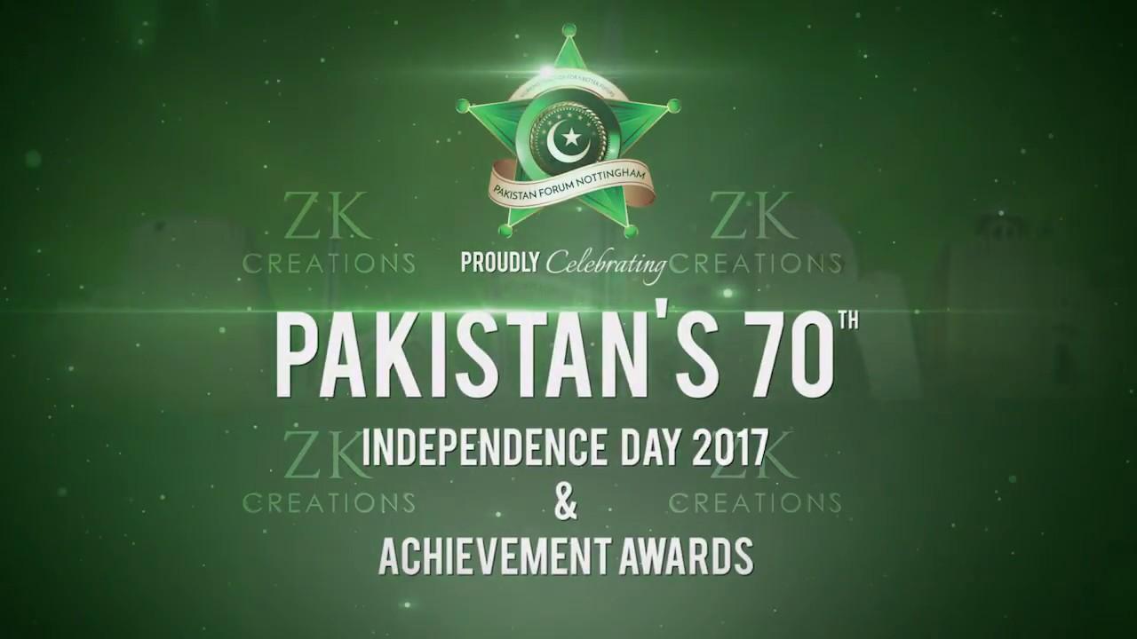 Client Project: Pakistan Forum Nottingham , Pakistan's 70th Independence  Event Promo